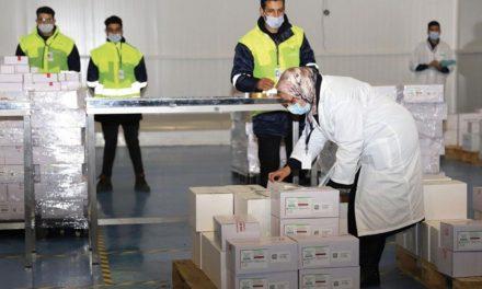 Le Maroc a reçu 500.000 nouvelles doses du vaccin Sinopharm