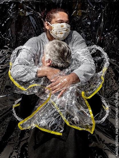 Une image « emblématique » de la COVID-19 World Press Photo de l'année