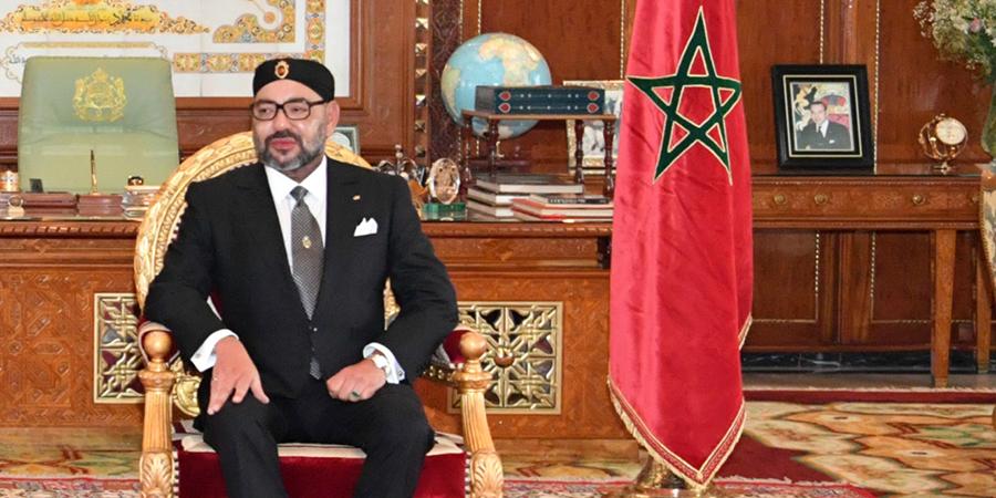 le Roi Mohammed VI ordonne l'envoi d'une aide humanitaire d'urgence