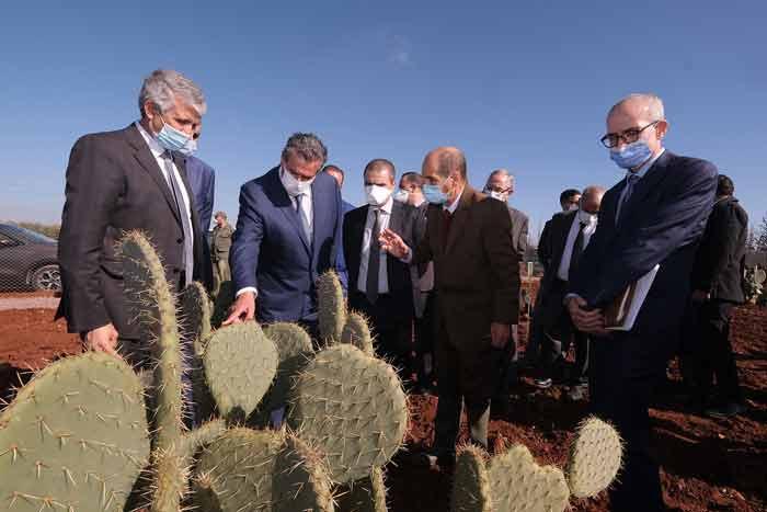 Akhannouch lance plusieurs projets à Sidi Kacem et Kénitra