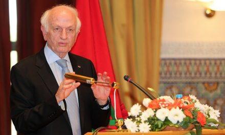 Essaouira : La Communauté des Nations consacre l'Universalité de l'Arganier (André Azoulay)