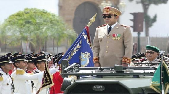 LES Forces Armées Royales FÊTENT 65 ans de sacrifices et de dévouement pour la défense de la sécurité du pays