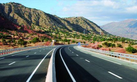 5.500 millions de dirhams POUR Les travaux de l'autoroute Nador-Guercif