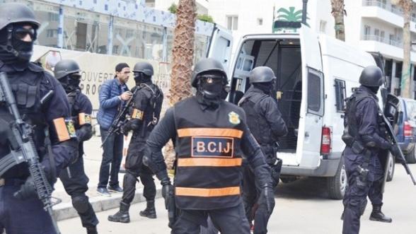 """BCIJ: Interpellation de 4 individus pour liens avec la cellule affiliée à """"Daech"""" démantelée récemment à Errachidia"""