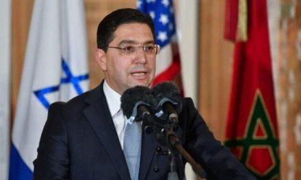 M. Bourita: La reprise des relations entre le Maroc et Israël, un élément pour renforcer la dynamique de paix au Proche-Orient