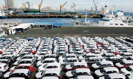 augmentation des exportations automobiles à fin mai 2021