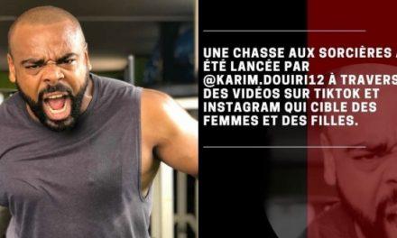 la polémique DE L'influenceur MAROCAIN Karim Douiri, QUI INCITE AUX parents de POURSUIVRE LEUrS FILLES QUI DANSENT SUR tIKtOK