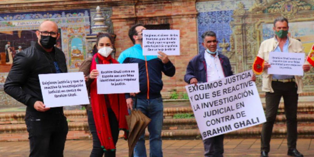 Espagne : un collectif associatif réclame des poursuites à l'encontre de Brahim Ghali 1