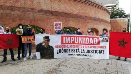 Espagne : un collectif associatif réclame des poursuites à l'encontre de Brahim Ghali