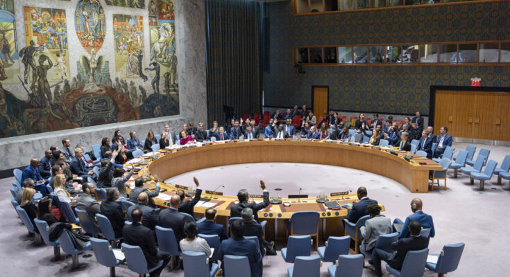 Conflit israélo-palestinien: les Etats-Unis refusent une réunion vendredi du Conseil de sécurité