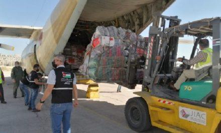 La Ligue arabe salue la décision DU Roi Mohammed VI, d'envoyer une aide médicale et humanitaire d'urgence au peuple palestinien