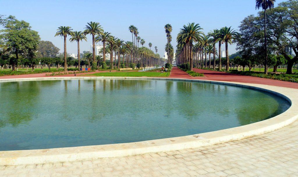 Casablanca: Le parc de la Ligue arabe rouvre ses portes au public 1
