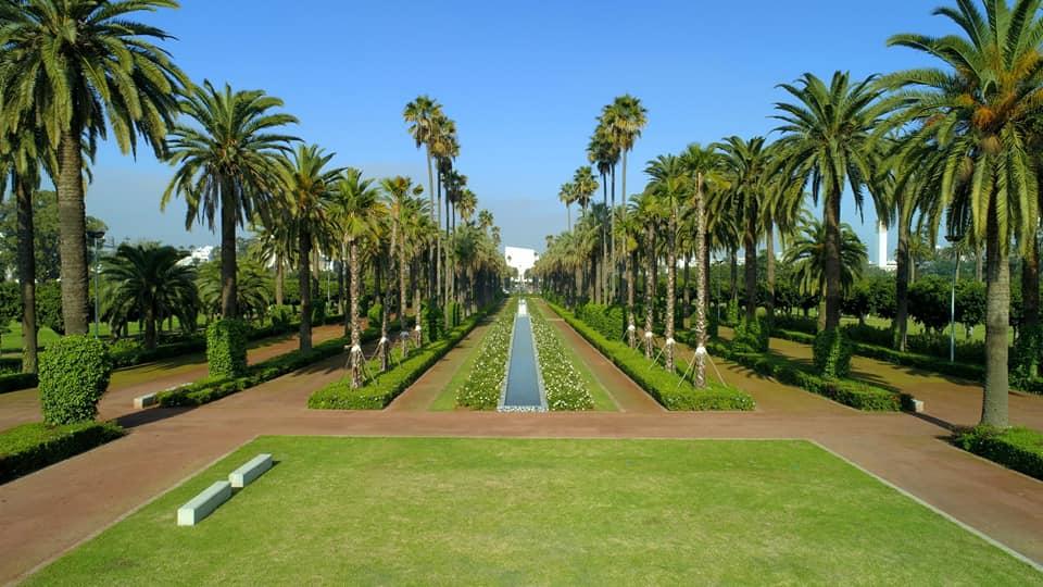 Casablanca: Le parc de la Ligue arabe rouvre ses portes au public 2