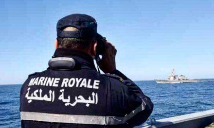 Nador : La Marine Royale met en échec un trafic de 3 tonnes de drogue