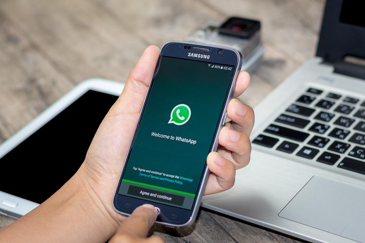 84% des marocains utilisent WhatsApp en 2021