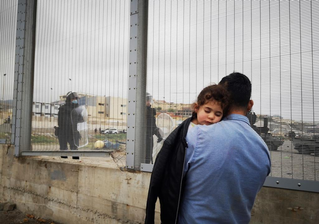 La crise à Ceuta laisse des images choquantes 1