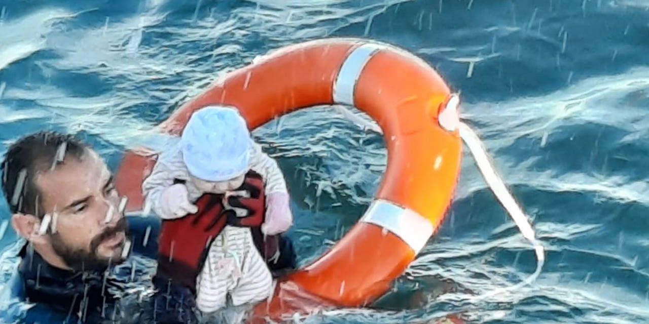 La crise à Ceuta laisse des images choquantes