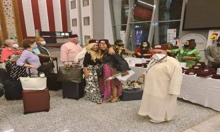 Relance touristique : Un groupe de touristes américains en visite à Fès