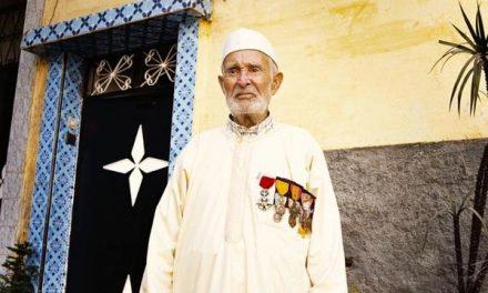 8 mai 1945: la France met à l'honneur un goumier marocain âgé de 103 ans