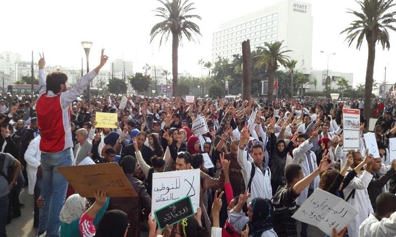Rabat: Interdiction de tout attroupement ou rassemblement sur la voie publique