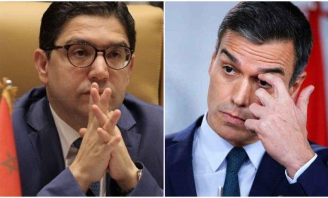 """Affaire Brahim Ghali: La venue en Espagne du chef des milices du """"polisario"""", un acte prémédité dont le Maroc prend pleinement acte 1"""