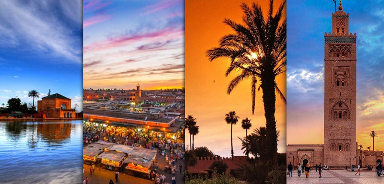 Marrakech dans le Top 10 des réservations pour les vacances d'été des français