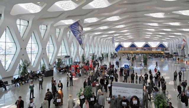 onda: Une fiche sanitaire est exigée des passagers à l'arrivée dans un aéroport marocain