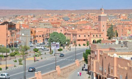 Secousse tellurique de 3 degrés dans la province de Ouarzazate