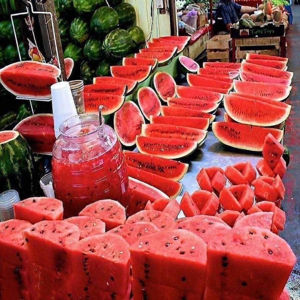 Le Maroc se classe désormais en tant que quatrième exportateur mondial de pastèques 2