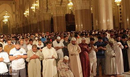 Pas de prière d'Aid Al-Fitr dans les Moussalas et mosquées