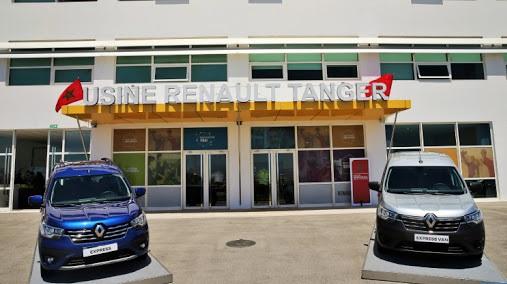 Le Groupe Renault Maroc dévoile ses deux nouveaux véhicules produits à l'usine de Tanger