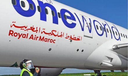La RAM annonce de nouveaux vols reliant l'Europe au Maroc