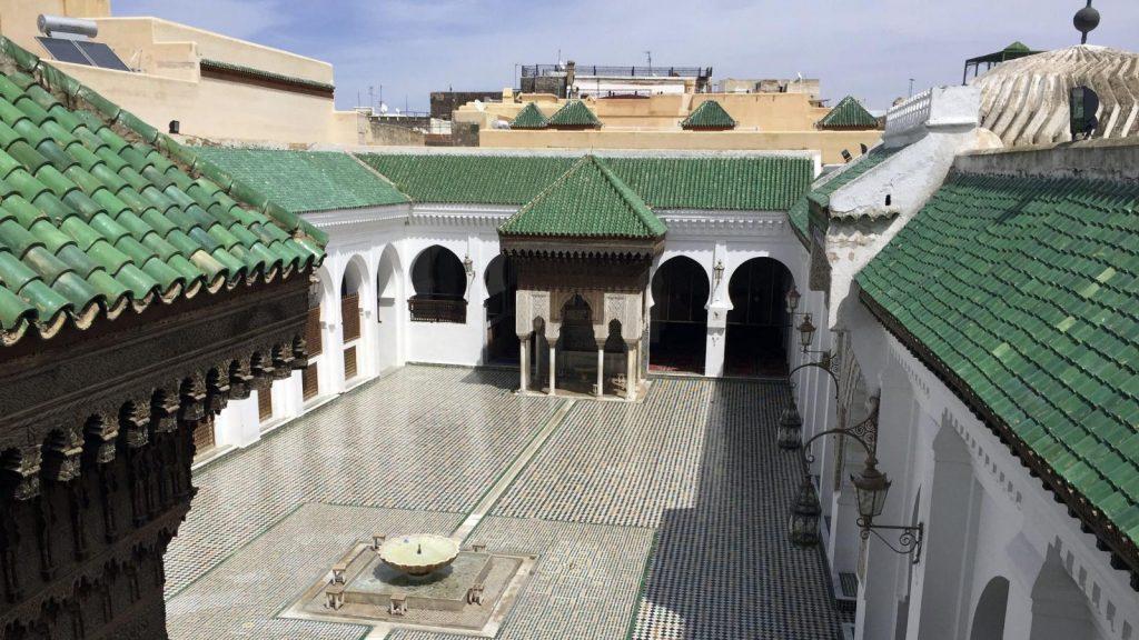 Université Al Quaraouiyine à Fès 5