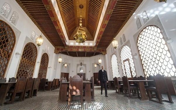 Université Al Quaraouiyine à Fès 1