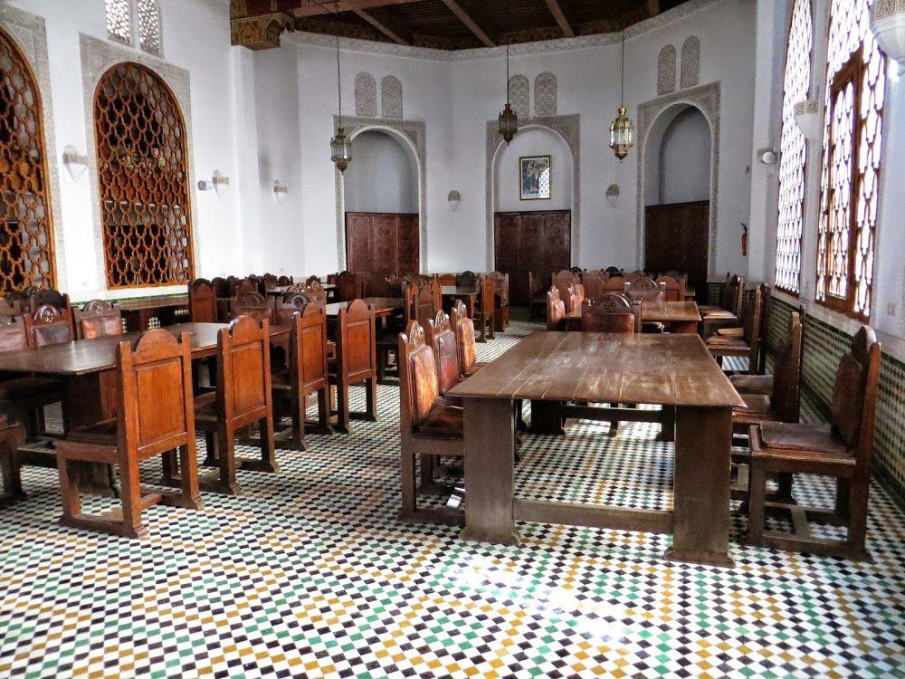 Université Al Quaraouiyine à Fès 3