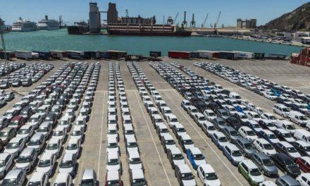 Automobile: Hausse des exportations de 62,6% en fin avril 2021