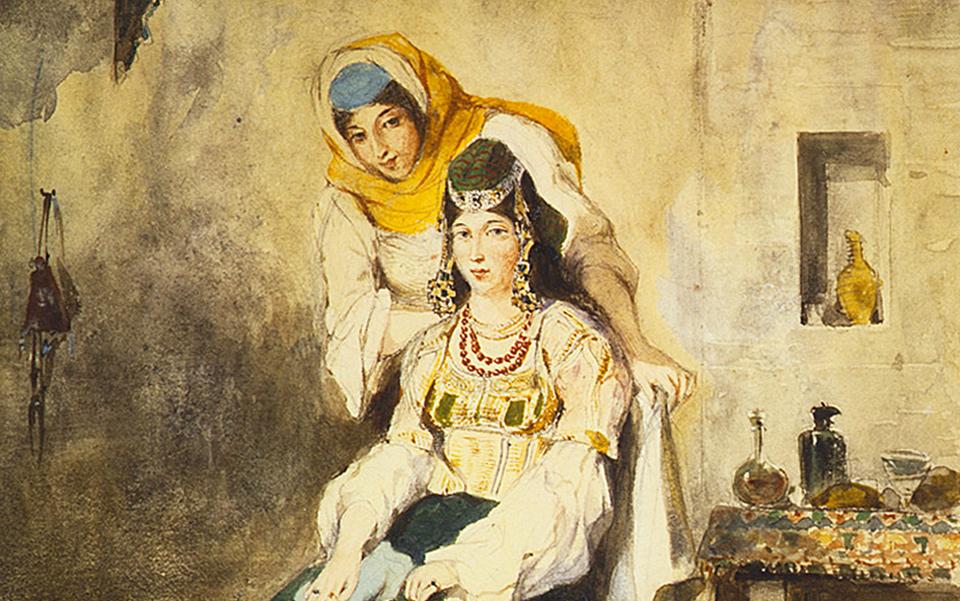 Le Maroc vu par Eugène Delacroix 5