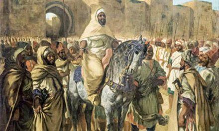 Le Maroc vu par Eugène Delacroix