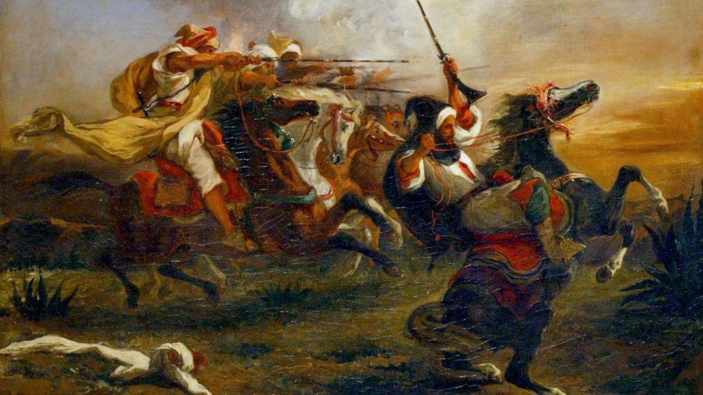 Le Maroc vu par Eugène Delacroix 4