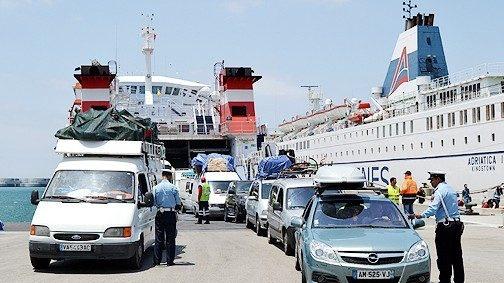 Marhaba 2021 : Augmentation de la capacité des lignes maritimes vers les ports marocains