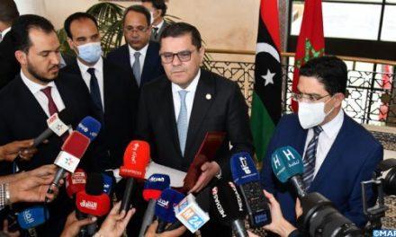 bourita: Le Maroc accompagne les efforts de la Libye pour la préparation des prochaines échéances électorales