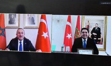 La Turquie salue le leadership de SM le Roi et le rôle du Maroc en tant que pôle de stabilité dans la région