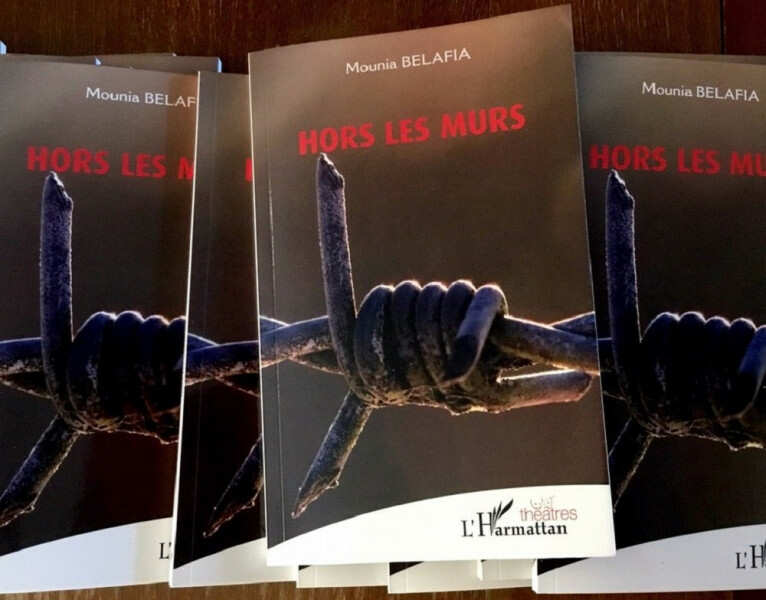 «Hors les murs» : l'immigration clandestine racontée par Mounia Belafia