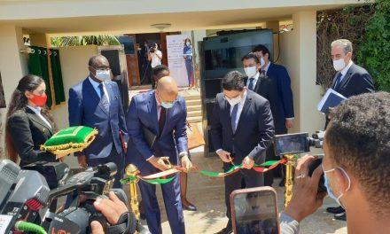 Inauguration à Rabat du Bureau Programme de l'ONU pour la lutte contre le terrorisme et la formation en Afrique