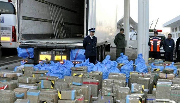 ONUDC : Le Maroc dans le top 10 des pays ayant effectué le plus de saisie de drogue