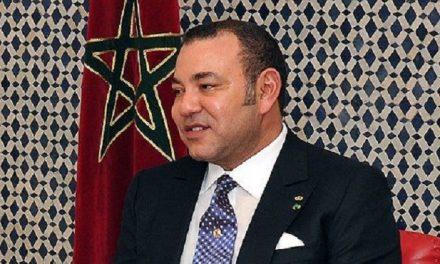 le Roi félicite le président algérien à l'occasion de la fête de l'indépendance de son pays