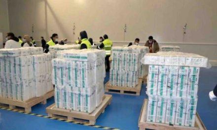 1 million de vaccins Sinopharm attendus ce week-end