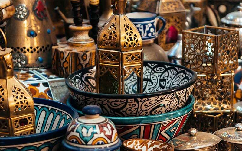 Les exportations d'artisanat en hausse de 38% à fin avril