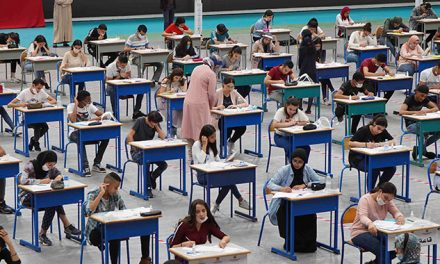 Baccalauréat 2021 : Un taux de réussite de 68,43%