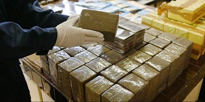 Plus de deux tonnes de drogue saisies à Mohammedia